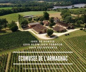 Ecomusee de l'Armagnac, Labastide d'Armagnac, Mauléon d'Armagnac, Gascogne, Armagnac
